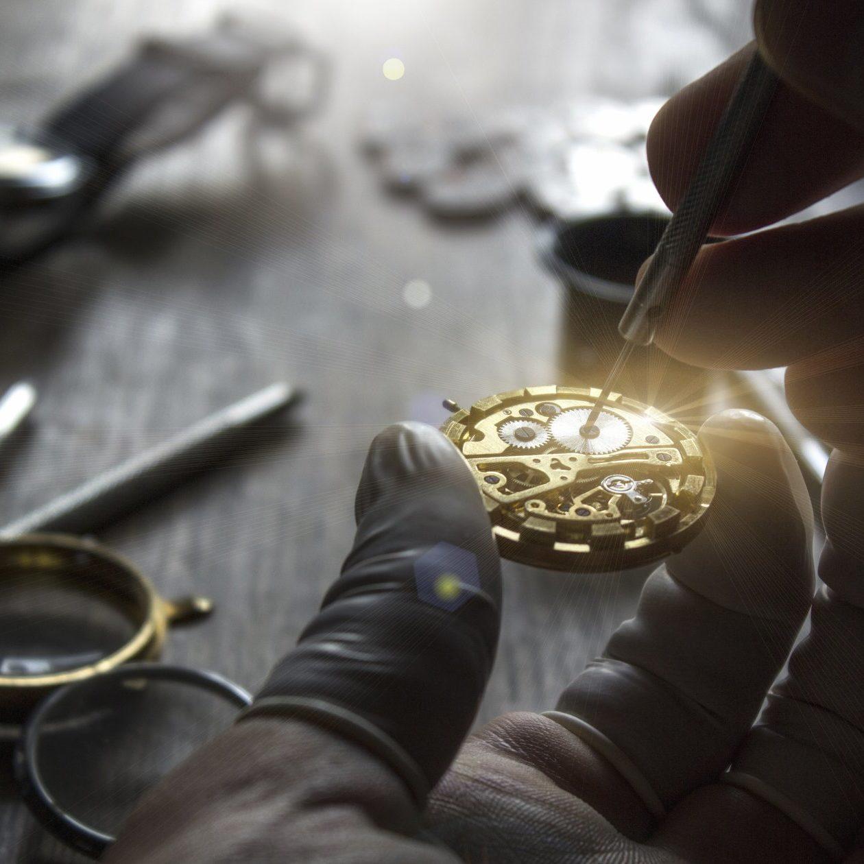 Riparazione orologi Belluno - De Marco
